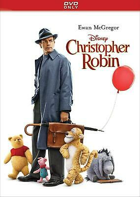 Christopher Robin (DVD 2018) Fast Free US Shipping