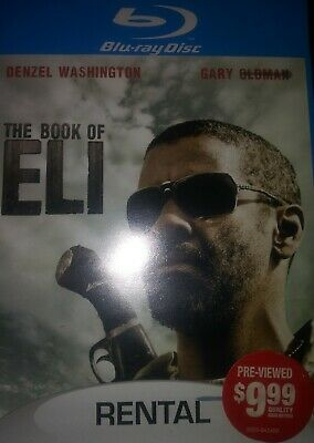 The Book Of Eli [New Blu-ray] Buy 2 Movies Get 1 Free