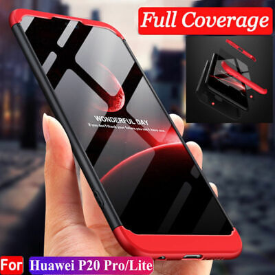 For Huawei Mate 20 Pro Lite Luxury Shockproof Phone Case 360° Full Protect Cover