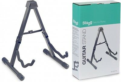 Stagg Foldable Stand For Acoustic Or Electric Guitar - SG-A008/1 BK