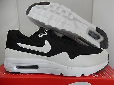 free shipping 06a3e 4be4f Nike Air Max 1 Ultra Moire Black-White Sz 13 Rare! 705297-