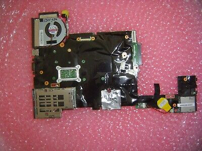 LENOVO X230 MOTHERBOARD i5 3320M 2 6GHz CPU 2GB RAM FRU 04X4541 WORKING REF  P1