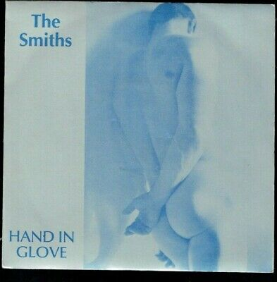 The Smiths Hand In Glove Ps 45 Rough Trade 1984 Rt 131