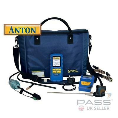 Genuine Anton Sprint Pro2 Multifunction Flue Gas Analyser - Kit A / NEW FOR 2018