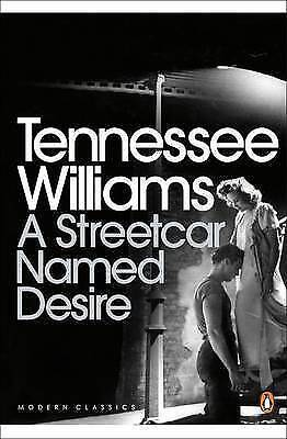 A Streetcar Named Desire (Modern Classics (Penguin)) by Tennessee Williams, Pape