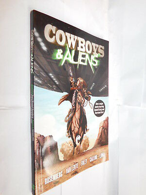 Cowboys & Aliens graphic novel PB 2011 novel that became the movie