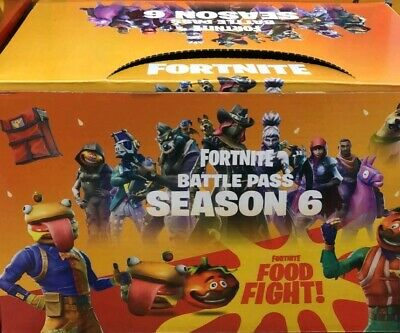 """HOT Fortnite Battle Pass 4.5"""" Doll Action Food Fight Figure Kids Toy Gift Toy UK"""