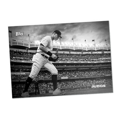 2019 Topps On Demand Black and White Complete Set (70 Cards) Trout Judge Acuna
