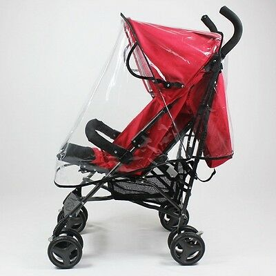 Baby Universal Waterproof Stroller Rain Cover Wind Dust Shield Pushchair LD