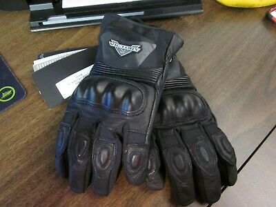 Polaris Victory Motorcycles Mens Classic Gloves Large part # 286322706