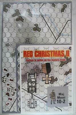 Critical Hit ASL Red Christmas - Moscow Counteroffensive (2nd Edition) Zip MINT