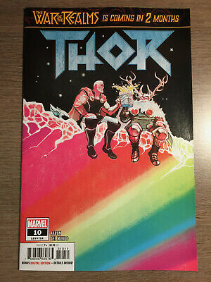 Thor #10 - Regular Cover - 1St Print - Marvel (2019)
