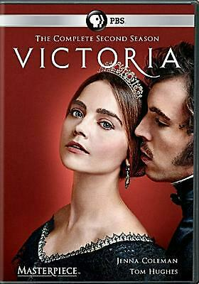 Victoria:season 2 (uk Edition) - DVD Region 1 Free Shipping!