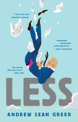 (PDF.EB00K)  Less A Novel by Andrew Sean Greer EB00K !