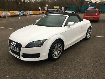 2010 59 Audi Tt 1.8 Tfsi Convert Finance Handback,spares Or Repair,non Runner.!!