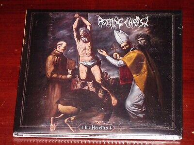 Rotting Christ: The Heretics CD 2019 Season Of Mist Records SOM 487D Digipak NEW