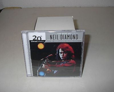 The Best Of Neil Diamond 20Th Century Masters Millennium Collection