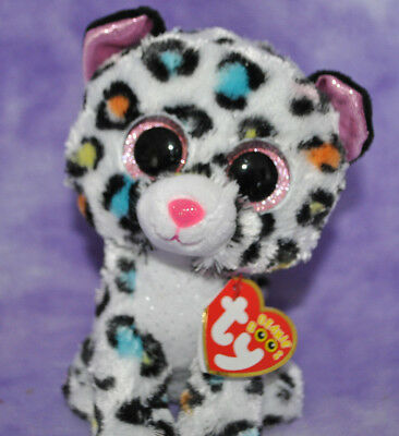0ef71ca8735 TY Beanie Boos Claire s Exclusive TILLEY the Leopard 2018 6