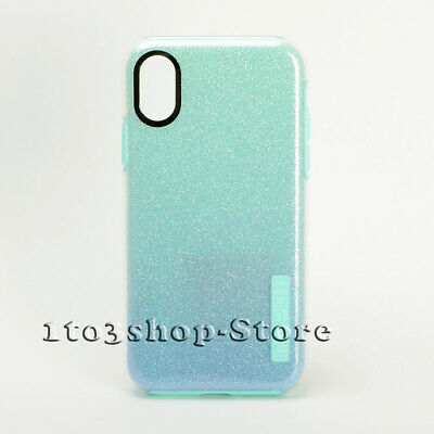Incipio DualPro Hard Snap Case Cover For iPhone X iPhone XS - Green