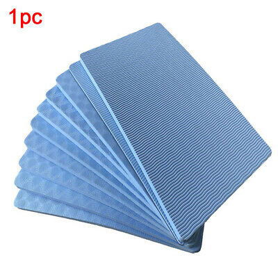 Gym Pilates Knee Mat Pad Yoga Thick Exercise Fitness Stretching Double Colors