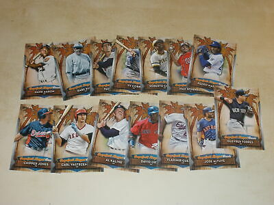 Lot Of (14) 2019 Topps Series 1 Grapefruit League Greats Inserts All Different