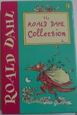 The Roald Dahl Collection 6 Book Boxed Set (Roald Dahl Collection), Roald Dahl,