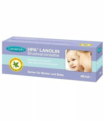 Lansinoh Brustwarzensalbe Lanolin 40ml