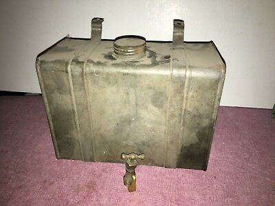 Reservoir Essence Exhauster Voiture Ancienne Cyclecar Old Car Robinet Amilcar ?
