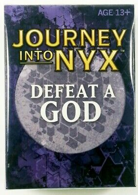 Journey into Nyx Challenge Deck - Defeat a God englisch Magic the Gathering Deck