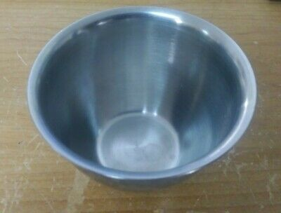 Sue-M Stainless Steel 18-8 Thailand Specimen Iodine Cup Surgical Medical Supply