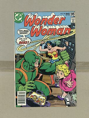Wonder Woman (1st Series DC) #241DCS 1978 VF 8.0