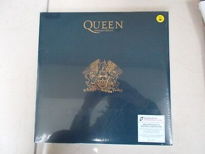 QUEEN GREATEST HITS II - TWO LP SET x VINYL  - NEW - SEALED