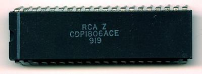 INTERSIL/HARRIS CDP1806ACE DIP-40 CMOS 8-Bit