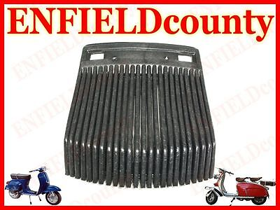 Brand New Vespa Black Plastic Horn Cover Grill T5 @cad