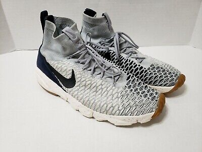 wholesale dealer 83d3f db672 Nike AIR FOOTSCAPE MAGISTA FLYKNIT size 11 running shoe