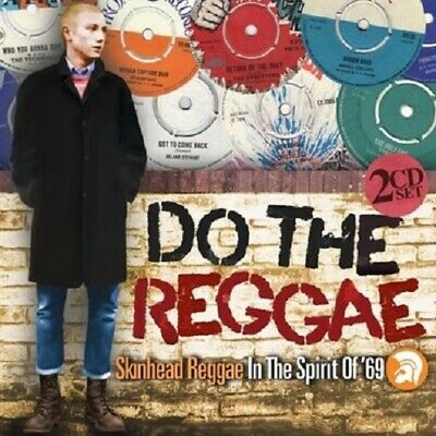 DO THE REGGAE: SKINHEAD REGGAE IN THE SPIRIT OF '69 2 CD (Trojan Records) (2019)
