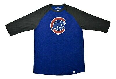 Majestic Mens MLB Chicago Cubs Baseball Shirt New L, XL, 2XL