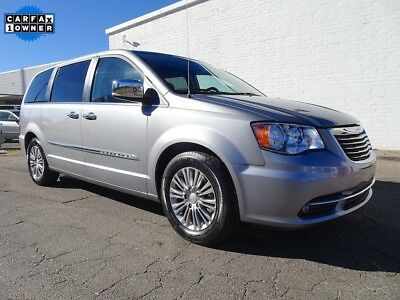2015 Chrysler Town & Country Touring-L 2015 Chrysler Town & Country Touring-L Minivan/Van Used 3.6L V6 24V Automatic