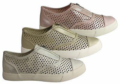 New Planet Shoes Pearla Womens Comfortable Casual Zip Shoes