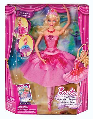Barbie Ballerina Doll In The Pink Shoes - Lead Doll Kristyn Farraday X8810 - New