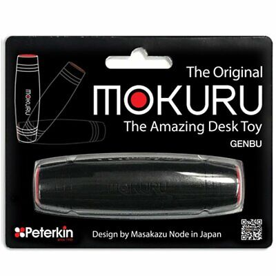 Mokaru Original Genbu Desktop Toy Black 70700 Japanese