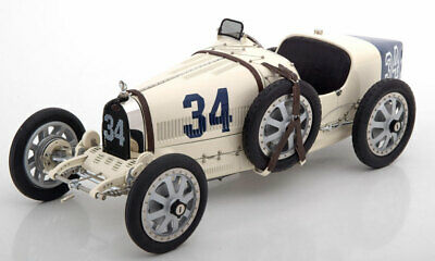 1:18 CMC Bugatti T35 Grand Prix Nation Colour Project USA