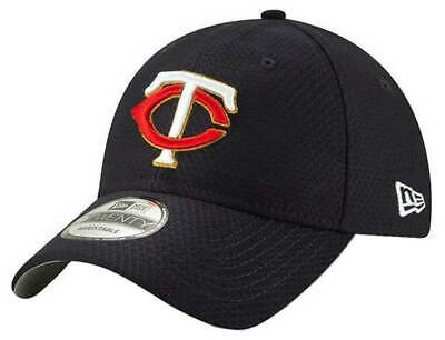 New Era 2019 MLB Minnesota Twins Baseball Cap Hat HOME Bat Practice BP 9Twenty