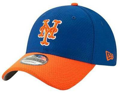 New Era 2019 MLB New York Mets Baseball Cap Hat Bat Practice BP 9Twenty Adjust