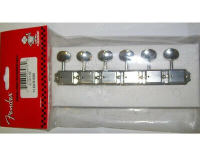 NEW Fender Strat Tele Vintage TUNERS for Stratocaster Telecaster 0047912049