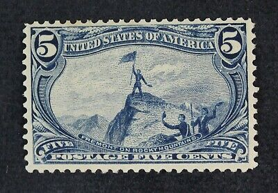 CKStamps: US Stamps Collection Scott#288 5c Unused Regum
