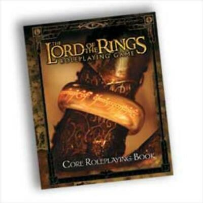 Decipher LotR RPG d20 Lord of the Rings, The (2nd Printing) HC NM