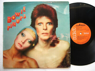 DAVID BOWIE * Pin Ups * RCA LP 1973 (French / France)
