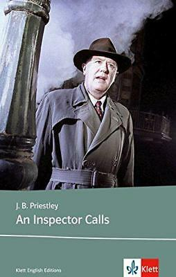 An Inspector Calls by Priestley, J. B., Perfect Paperback Book, New, FREE & Fast