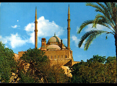 Le Caire (Egypte) Mosquee Mohamed Aly